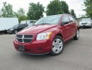 Used 2008 Dodge Caliber SXT for sale in Stratford, ON