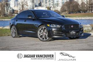 Used 2017 Jaguar XE 3.0L AWD R-Sport *Certified Pre-Owned 6y/160,00kms Warranty! for sale in Vancouver, BC