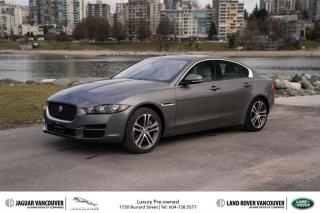 Used 2017 Jaguar XE 3.0L AWD Premium *Certified Pre-Owned!! for sale in Vancouver, BC