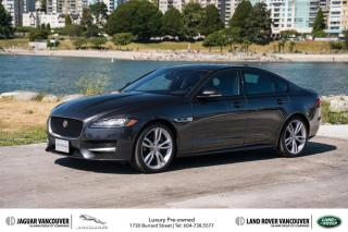 Used 2017 Jaguar XF 20d 2.0L AWD R-Sport SALE! for sale in Vancouver, BC