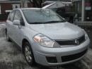 Used 2011 Nissan Versa 1.8 SL, p/w p/l cruise, 4cyl, hatch back, keyless for sale in Ottawa, ON