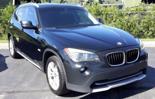 Used 2012 BMW X1 28i AWD for sale in Ottawa, ON