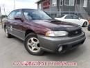 Used 1999 Subaru LEGACY GT LIMITED 4D SEDAN for sale in Calgary, AB