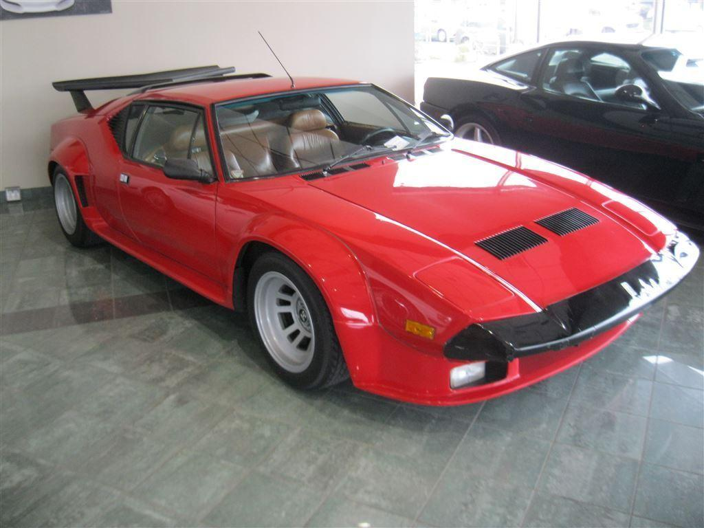 de tomaso pantera vendre le guide de l 39 auto. Black Bedroom Furniture Sets. Home Design Ideas