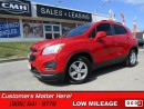 Used 2014 Chevrolet Trax LT   BLUETOOTH, BACKUP CAM, BOSE! for sale in St Catharines, ON