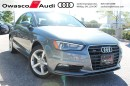 Used 2016 Audi A3 2.0T Komfort (S tronic) w/ Bi-Xenons Lighting Pack for sale in Whitby, ON