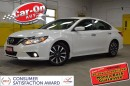 Used 2016 Nissan Altima 2.5 SV SUNROOF B-UP CAMERA for sale in Ottawa, ON