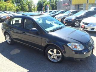 Used 2009 Pontiac G5 SE/AUTOAIR/PWRROOF/LOADED/SPOILER/ALLOYS for sale in Scarborough, ON