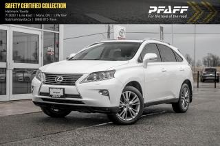 Used 2013 Lexus RX 350 6A for sale in Orangeville, ON