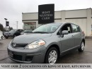 Used 2012 Nissan Versa NO ACCIDENTS | *HATCHBACK* | for sale in Kitchener, ON