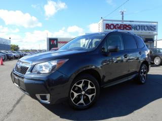 Used 2015 Subaru Forester 2.0XT - PANORAMIC ROOF for sale in Oakville, ON