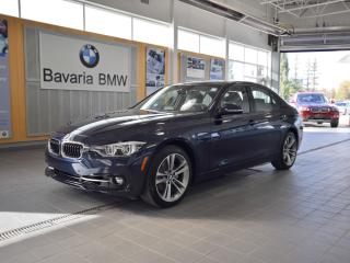 Used 2017 BMW 330i xDrive Sedan for sale in Edmonton, AB