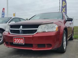 Used 2008 Dodge Avenger SXT for sale in Brampton, ON