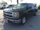 Used 2014 Chevrolet Silverado 1500 LT Crew for sale in Aylmer, ON