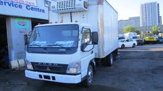 Used 2007 Mitsubishi Fuso fe140 refer 14 feet for sale in North York, ON