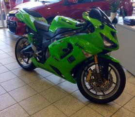 Used 2005 Kawasaki Ninja X636 for sale in Ottawa, ON