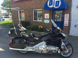Used 2006 Honda Gold Wing GL1800 W/NAV ONLY 35K ! ! !!!! for sale in Kingston, ON