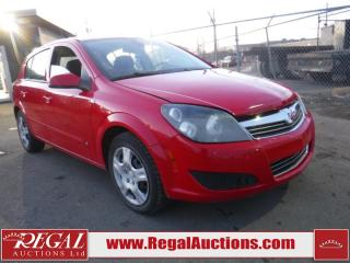 Used 2008 Saturn Astra X 4D Hatchback for sale in Calgary, AB