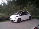 2012 Fiat 500 Sport PRIMA EDIZIONE PLUS