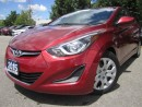 Used 2015 Hyundai Elantra Extended Waranty-NEW tires-MINT for sale in Mississauga, ON