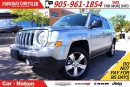 Used 2016 Jeep Patriot HIGH ALTITUDE| 4X4| HEATED SEATS| POWER SUNROOF| for sale in Mississauga, ON