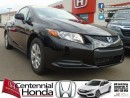 Used 2012 Honda Civic Coupe LX for sale in Summerside, PE