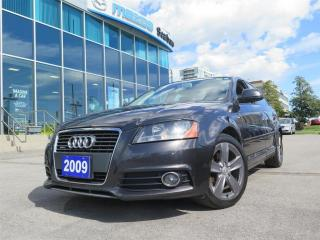 Used 2009 Audi A3 2.0T QUATTRO AWD LOADED for sale in Scarborough, ON