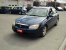 Used 2005 Kia Spectra LX for sale in Gloucester, ON