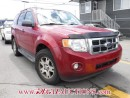 Used 2011 Ford Escape 4WD for sale in Calgary, AB