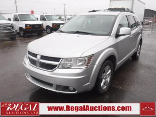 Used 2010 Dodge Journey SXT 4D Utility FWD 7PASS 3.5L for sale in Calgary, AB