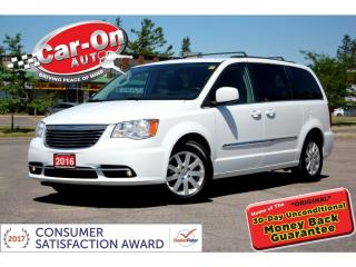 Used 2016 Chrysler Town & Country Touring Rear Cam Pwr Doors for sale in Ottawa, ON