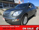 Used 2011 Buick Enclave CXL   AWD, LEATHER, ROOF, HEATED SEATS, POWER GATE! for sale in St Catharines, ON