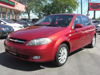 Used 2006 Chevrolet Optra5 LT for sale in London, ON