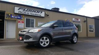 Used 2013 Ford Escape AWD-HEATED SEATS-BIG SCREEN for sale in Tilbury, ON