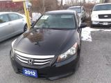 2012 Honda Accord 100%APPROVED-SPECIAL EDITION 2.4L  5-SPD MT
