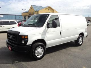 Used 2013 Ford Econoline E250 CARGO 5.4L for sale in Brantford, ON