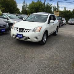 Used 2013 Nissan Rogue CERTIFIED SPECIAL EDITION PEARL for sale in Scarborough, ON