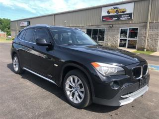 Used 2012 BMW X1 28i AWD Navigation 2 sets of tires for sale in St George Brant, ON