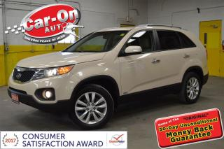 Used 2011 Kia Sorento EX V6 AWD LEATHER FULL PWR GRP HTD SEATS ALLOYS for sale in Ottawa, ON
