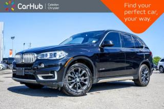 Used 2015 BMW X5 xDrive35i|Navi|Pano Sunroof|Bluetooth|Backup Cam|Leather|Heated Front Seats|19