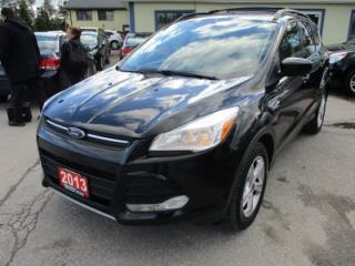 Used 2013 Ford Escape 'GREAT VALUE' POWER EQUIPPED SE MODEL 5 PASSENGER 1.6L - ECO-BOOST.. HEATED SEATS.. TOUCH SCREEN.. SYNC TECHNOLOGY.. for sale in Bradford, ON