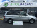 Used 2003 Kia Sedona 89 Km, Leather, moon, Insp, Warr for sale in Langley, BC