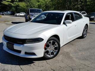 Used 2016 Dodge Charger SXT for sale in Gravenhurst, ON
