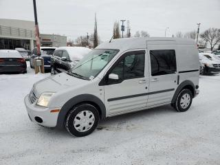 Used 2012 Ford Transit Connect Wagon XLT; CARGO, BLUETOOTH, CRUISE CONTROL, A/C AND MORE for sale in Edmonton, AB
