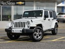 Used 2016 Jeep Wrangler Unlimited Sahara for sale in Gloucester, ON