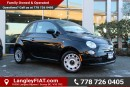 New 2017 Fiat 500 Pop WITH BLUETOOTH, TINTED WINDOWS for sale in Surrey, BC