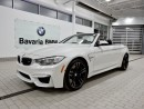 New 2017 BMW M4 Cabriolet for sale in Edmonton, AB