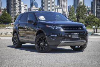 Used 2017 Land Rover Discovery Sport HSE *SALE ON NOW! for sale in Vancouver, BC