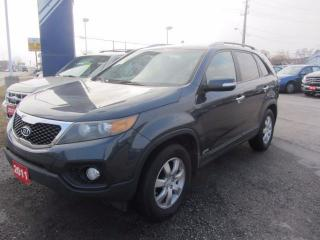 Used 2011 Kia Sorento LX w/3rd Row for sale in Hamilton, ON