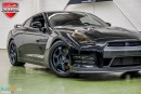 Used 2016 Nissan GT-R BLACK EDITION for sale in Oakville, ON